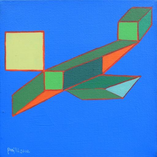 Achille PERILLI - Pintura - Prop