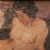 Cosmo D'ANGELI - Painting - Ritratto  nudo di donna