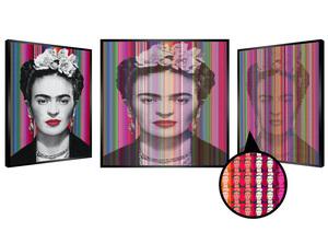 Patrick RUBINSTEIN - Painting - Frida à l'infini