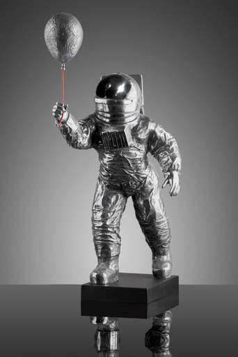 Stéphane CIPRE - Sculpture-Volume - Major Tom, 2015