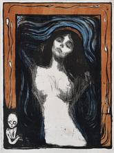 Edvard MUNCH (1863-1944) - Madonna