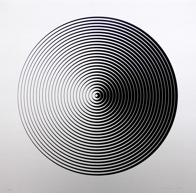Marina APOLLONIO - Druckgrafik-Multiple - ohne Titel