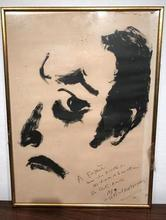Marcel MARCEAU (1923-2007) - autoportrait