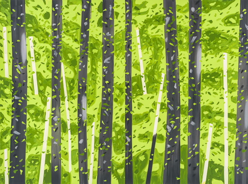 Alex KATZ - Print-Multiple - 10:30 AM