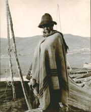 Martín CHAMBI - Fotografia - (fisherman in Peru)