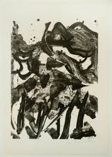Willem DE KOONING - Stampa Multiplo - The Marshes