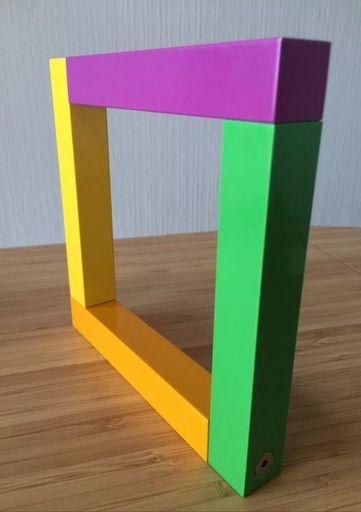 Liam GILLICK - Sculpture-Volume - Frankfurt Kitchen Paper Weight