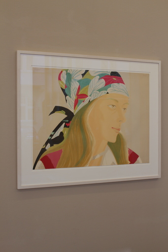 Alex KATZ - Print-Multiple - Anne