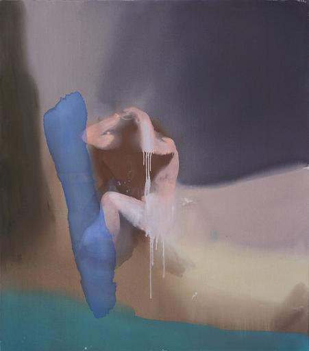 Vladimir SEMENSKIY - Painting - Practice of Contemplation II