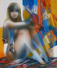 Jean-Baptiste VALADIÉ - Pintura - Carita