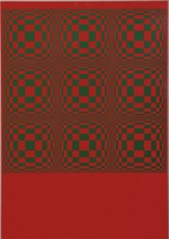 Edoardo LANDI - Print-Multiple - Struttura ortogonale