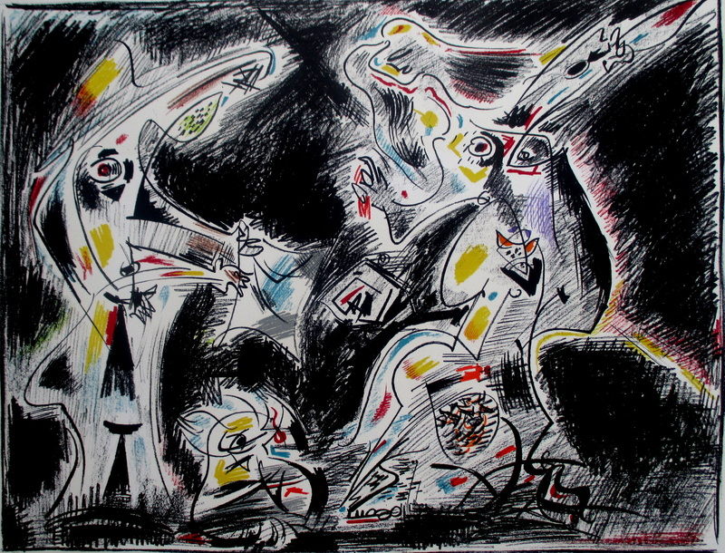 André MASSON - Stampa-Multiplo