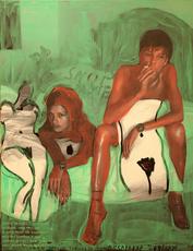 Maxim BASHEV - Painting - Untitled