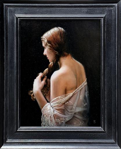 Tina SPRATT - Gemälde - Serene
