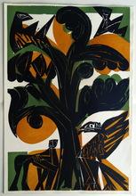 Helmut Andreas Paul GRIESHABER - Grabado - Floret silvia