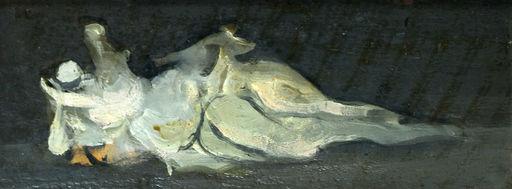 Alfred ABERDAM - Painting - Dancer