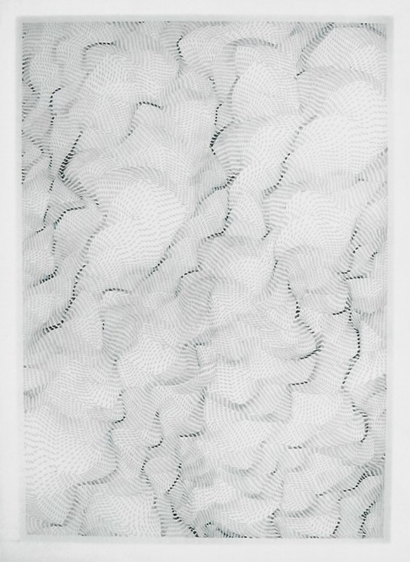 DADAMAINO - Gemälde - IL MOVIMENTO DELLE COSE