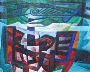 Raul Enmanuel POZO - Pintura - El cotunto