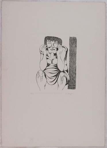 Giuseppe MIGNECO - Print-Multiple - Senza titolo