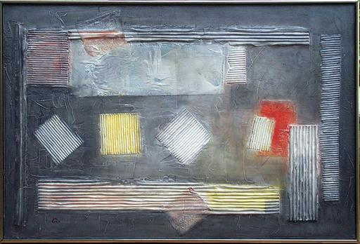 Gunther GUMPERT - Pittura - Untitled