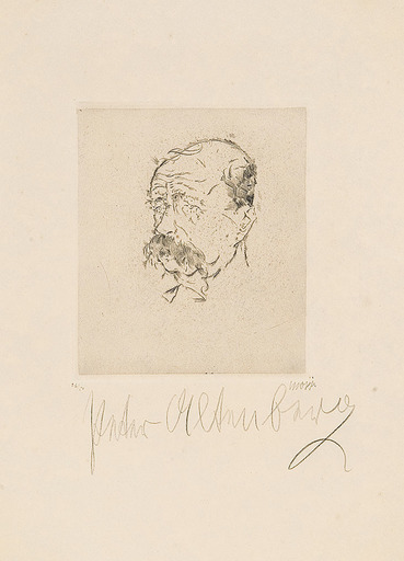 Max OPPENHEIMER - Print-Multiple - Peter Altenberg