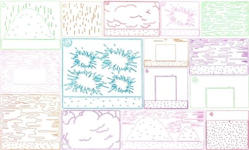彼得·哈雷 - 版画 - Cartoon Views