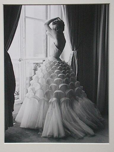 Regina RELANG - Fotografia - Abendkleid Jacques Griffe