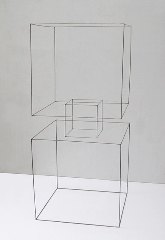 Lukas ULMI - Sculpture-Volume - Homenaje a la levedad II