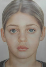 Till FREIWALD - Drawing-Watercolor - o.T. (2014-03)