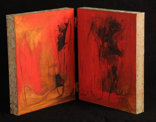 Raffaele ROSSI - Peinture - Dittico