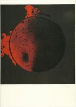 Paul VAN HOEYDONCK - Grabado - COMPOSITION