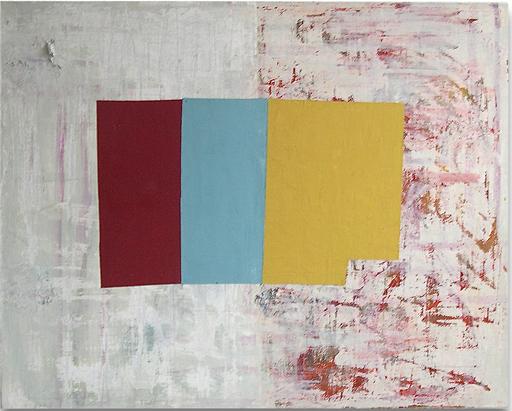 Jean FEINBERG - Painting - R/Y/B