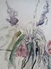 Anna TICHO - Dessin-Aquarelle - Flowers