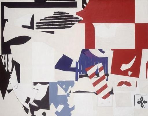 Haim KIEWE - Painting - Untitled