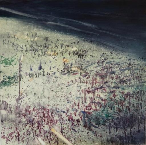 Matthias MEYER - Painting - Rio Beach