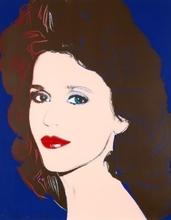 Andy WARHOL - Print-Multiple - Jane Fonda