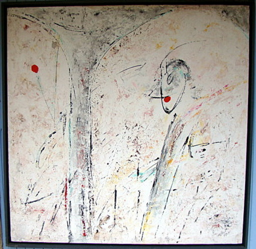 Juliana ROSALES - Painting - sans titre