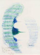 Hisao DOMOTO - Drawing-Watercolor - Work