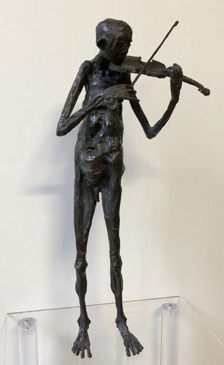 Pierre MOUZAT - Sculpture-Volume - la dernière note