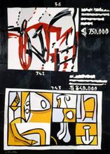 Ugo NESPOLO - Peinture - Art at auction 36