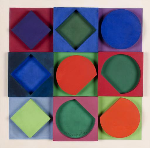 Victor VASARELY - Escultura - Beryl