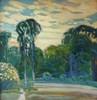 Henryk UZIEMBLO - Gemälde - Landscape of Batowice