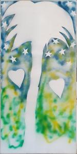 Mario SCHIFANO - Painting - Palma