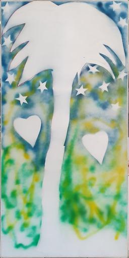 Mario SCHIFANO - Peinture - Palma