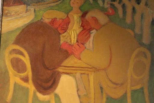 Maurice Louis SAVIN - Peinture