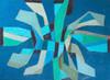 Jorj MORIN - Pintura - Etoile Verte