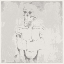 Luc TUYMANS - Grabado - Dead Skull