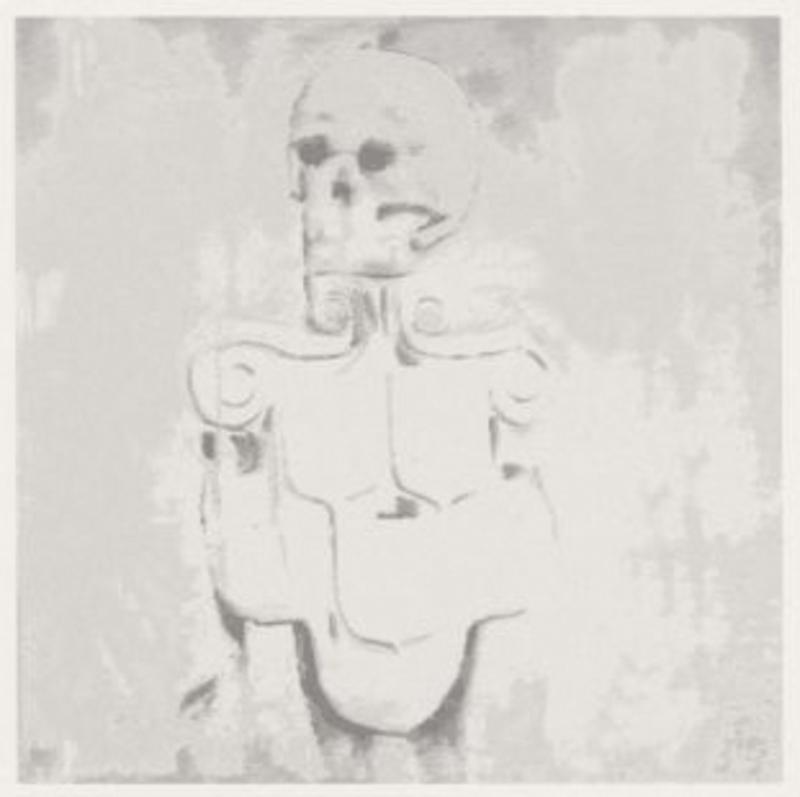 Luc TUYMANS - Estampe-Multiple - Dead Skull
