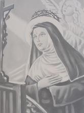 Gian Marco MONTESANO - Pintura - Santa Rita