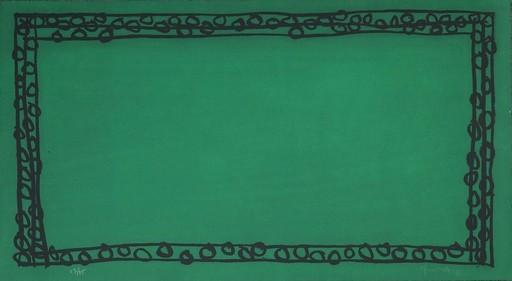 Joan HERNANDEZ PIJUAN - Print-Multiple - Jardín I